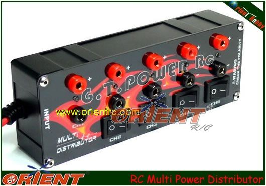 RC Multi Power Distributor